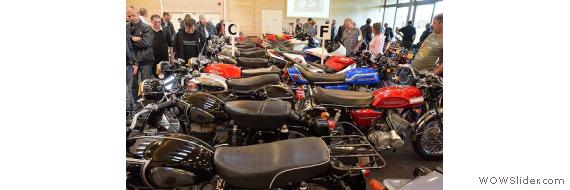 Copdock Classic Motorcycle Club Homepage